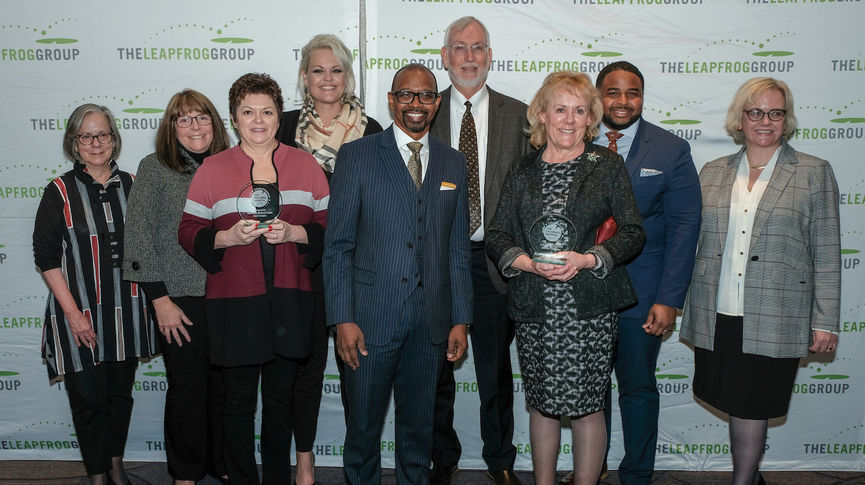 Leapfrog Top Hospital Awards