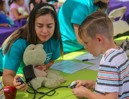 Loma Linda University Children's Hospital welcomes nearly 1,000 guests at 33rd annual Children's Day
