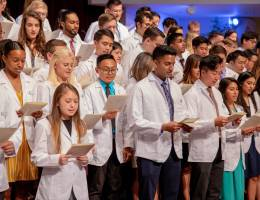 Photo Gallery: Loma Linda University School of Medicine White Coat Ceremony
