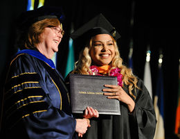 School of Nursing celebrates milestone of 10,000 graduates