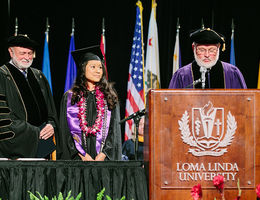 Marissa Lee named 2018 President's Award winner for School of Public Health