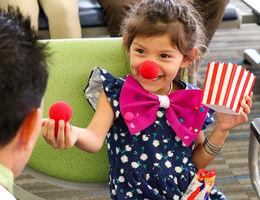 Loma Linda University Children's Hospital launches Red Nose Docs program with grand celebration