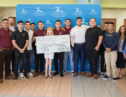 Kappa Sigma Fraternity donates $13,000 to Loma Linda University Children's Hospital