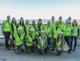 New hospital facility a year from opening, includes San Manuel Maternity Pavilion