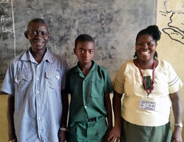 Behavioral Health team sets research aside to intervene for the people of Sierra Leone