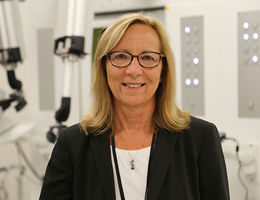 Barbara Holshouser, PhD, Director of LLU'S Center for Imaging Research