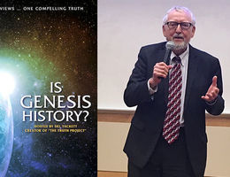 'Is Genesis History?'