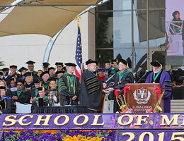 Loma Linda University prepares for commencement season 2016
