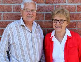 Jack and Sharan Bennett's love affair with Loma Linda and each other