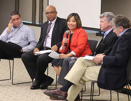 Leadership from five Adventist Health systems attend bioethics conference at Loma Linda University Health