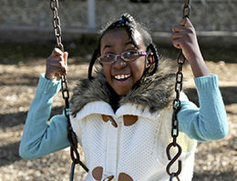 Meet Nia Imani, 10-year-old ambassador for children with congenital heart disease