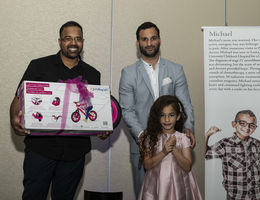 Big Hearts for Little Hearts Desert Guild raises more than $150,000 for Loma Linda University Children's Health – Indio, Jill & Barry Golden Pavilion