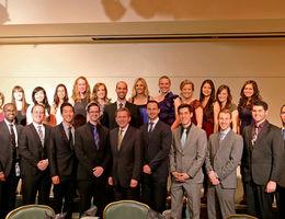 Alpha Omega Alpha hosts 59th anniversary banquet at LLUSM