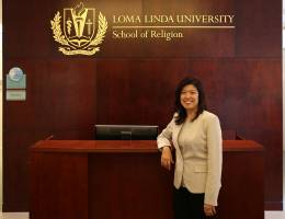Program director Angela H. Li, MA, MBA, BCC