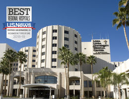 LLUMC ranked No. 1 hospital in the Riverside and San Bernardino metro area