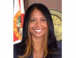 Florida's Surgeon General, Celeste Philip, led state's Zika containment efforts