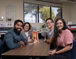 Loma Linda University School of Allied Health Professions garners national attention for excellence in respiratory care education