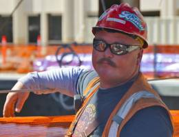 Plumb Up Foreman adds to his legacy by working on new building