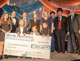 More than $1 million raised for Loma Linda University Children's Hospital at 27th annual Foundation Gala