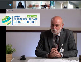 First virtual Global Healthcare Conference supports growth, education of Seventh-day Adventist healthcare and educational leaders world wide