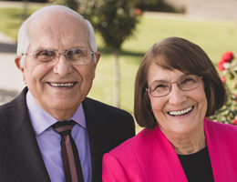 Loma Linda couple's gift supports students in two LLU schools