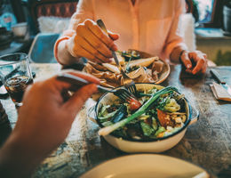 A healthy approach to dining out