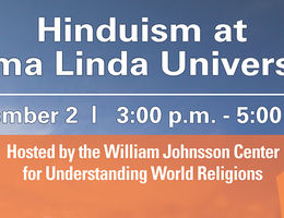 Dec. 2 event to explore experience of Hindu students, faculty