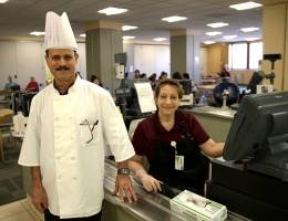 Meet Iaed Amen, culinary ambassador for Loma Linda University Health