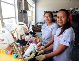 Summer Gateway program inspires minority high school students to achieve, serve