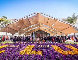 Loma Linda University will host 2019 graduation services in three installments.