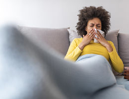 Allergy and asthma symptoms