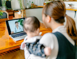 What to expect from your child's video visit