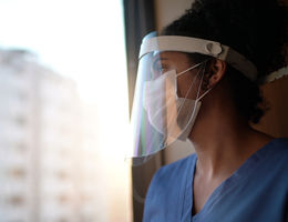 Essential workers, unpaid caregivers show increased suicidal thoughts during pandemic