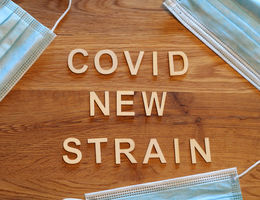 New COVID-19 strain — What you should know