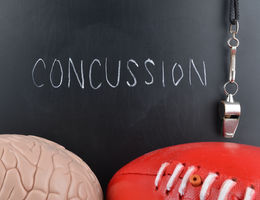 Concussions — an overused word, a traumatic brain injury