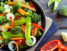 Research has shown that vegetarian nutrition is good for people and the planet.