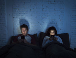 Many avoidable sleep deterrents are related to electronic devices, says Timothy P. Wong, DO. He says finding alternative ways to wind-down at night can make a huge difference in the quality of sleep.