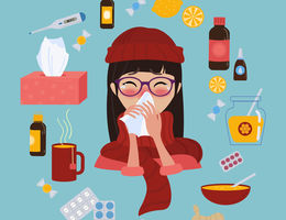 5 tips to stay healthy during flu season