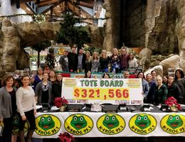 17th annual Stater Bros. Charities K-Froggers for Kids Radiothon