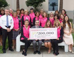Cancer Center receives $200,000 donation