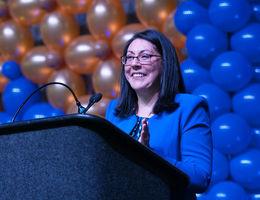Alumni Focus: Helping families get through their darkest days