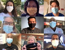 VIDEO: Why I wear my mask