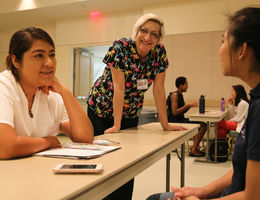 My Campus program introduces minority students to healthcare professions