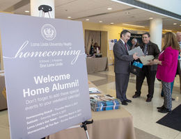 Homecoming to focus on Loma Linda University Health's heritage