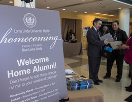 Make plans to attend One Homecoming weekend at Loma Linda University Health