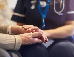 Comfort during crisis: navigating possible hospitalization during COVID-19