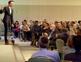 PossAbilities Sports Luncheon ends on triumphant note