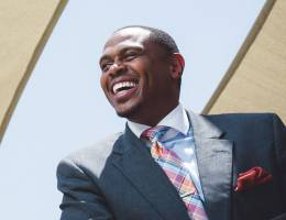 Carl Ricketts Jr., MDiv