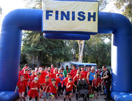 Second Annual Family Fitness Fun 5k and Expo Termed 'A Rip-Roaring Success!'