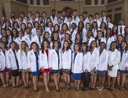 Pharmacists of 2021 coated in symbolic ceremony